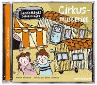 Cirkusmysteriet (ljudbok)