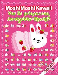 Var �r prinsessan Jordgubbs-Moshi? (kartonnage)