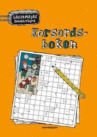 Korsordsboken : LasseMajas detektivbyr� (inbunden)