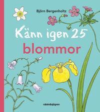 K�nn igen 25 blommor (inbunden)