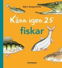 K�nn igen 25 fiskar (inbunden)