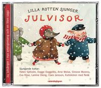 Lilla Kotten sjunger julvisor (ljudbok)