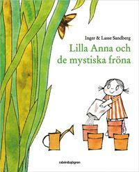 Lilla Anna och de mystiska fröna (kartonnage)