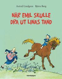 N�r Emil skulle dra ut Linas tand (kartonnage)