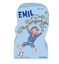 Emil - pussel
