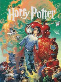 Harry Potter och de vises sten (kartonnage)