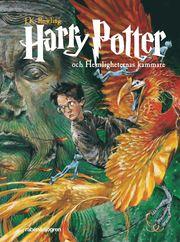 Harry Potter och hemligheternas kammare (kartonnage)