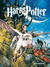 Harry Potter och f�ngen fr�n Azkaban (kartonnage)