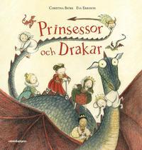 Prinsessor och drakar (kartonnage)