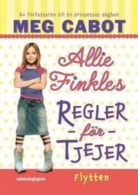 Allie Finkles regler för tjejer. Flytten (kartonnage)