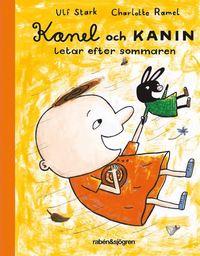 Kanel och Kanin letar efter sommaren - Minibok (inbunden)