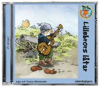 Lillebrors låtar (ljudbok)