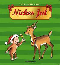 Nickes jul : peka-k�nna-bok (kartonnage)