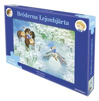 Br�derna Lejonhj�rta - Pussel : 500 bitar (spel)