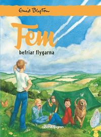 Fem befriar flygarna (kartonnage)