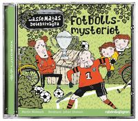 Fotbollsmysteriet (ljudbok)