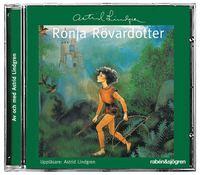 Ronja R�vardotter (ljudbok)