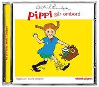 Pippi g�r ombord (ljudbok)