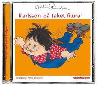 Karlsson p� taket filurar (ljudbok)