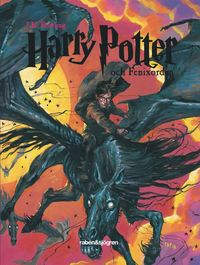 Harry Potter och Fenixorden (kartonnage)