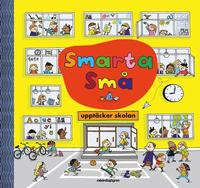 Smarta sm� uppt�cker skolan (kartonnage)
