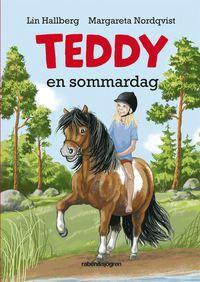 Teddy en sommardag (kartonnage)