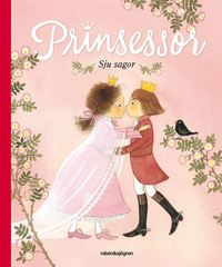 Prinsessor : sju sagor (inbunden)