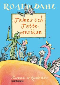 James och j�ttepersikan (kartonnage)