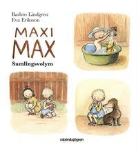 Maxi Max : Samlingsvolym (kartonnage)