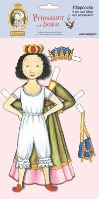 Klippdocka S�mntuta : Prinsessor och drakar ()