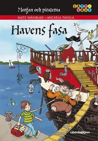 Morgan och piraterna. Havens fasa (inbunden)