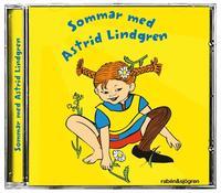 Sommar med Astrid Lindgren: (kartonnage)
