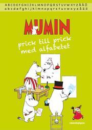 Mumin – Prick till prick med alfabetet