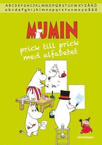 Mumin - Prick till prick med alfabetet ()