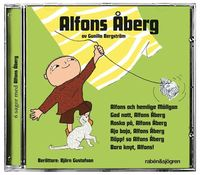 Alfons �berg (gr�n) - 6 sagor med Alfons �berg (ljudbok)