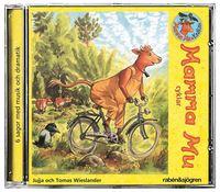 Mamma Mu cyklar (ljudbok)