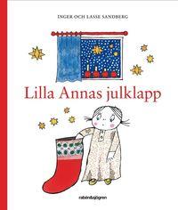 Lilla Annas julklapp (med katt) (kartonnage)