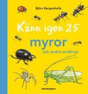Känn igen 25 myror och andra småkryp