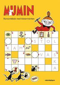 Mumin - Korsordsbok med klisterm�rken ()