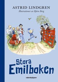 Stora Emilboken (inbunden)