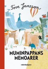 Muminpappans memoarer (inbunden)