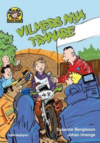 Vilmers nya tr�nare (kartonnage)