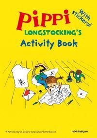 Pippi Longstocking's Activity Book ()