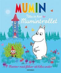 Mumin : titta in hos Mumintrollet (kartonnage)