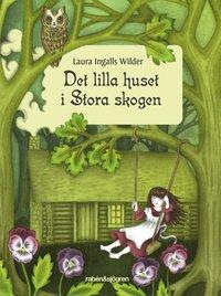 Det lilla huset i Stora skogen (kartonnage)
