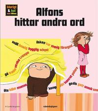 Alfons hittar andra ord (kartonnage)
