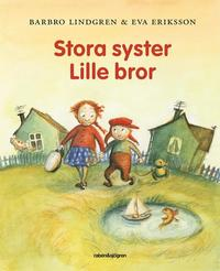 Stora syster Lille bror (kartonnage)