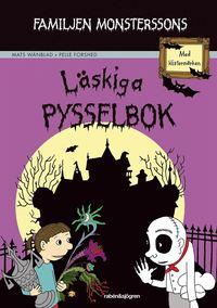 Familjen Monsterssons l�skiga pysselbok : med klisterm�rken (kartonnage)