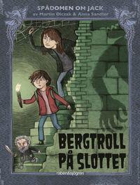 Bergtroll p� slottet (kartonnage)