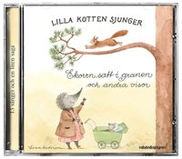 Lilla kotten sjunger:En samling visor valda av Lena Anderson (kartonnage)